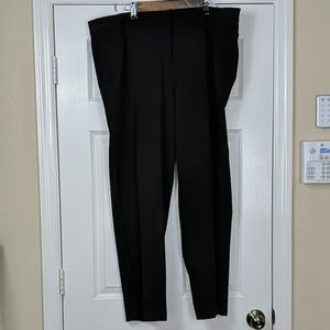 Avenue Black Dress Pants